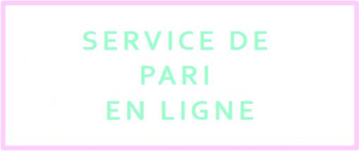 idees innovantes service numérique pari en ligne